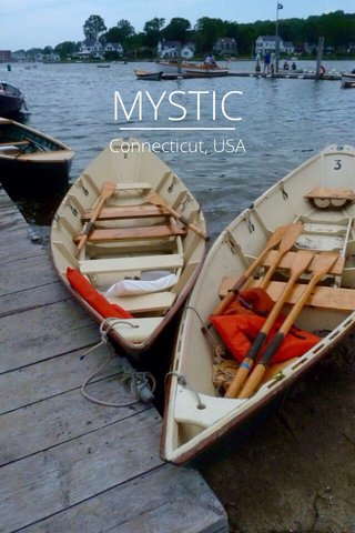 MYSTIC Connecticut, USA