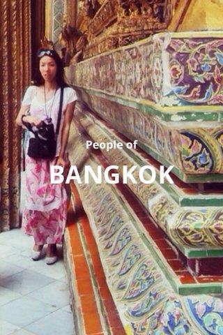 BANGKOK People of