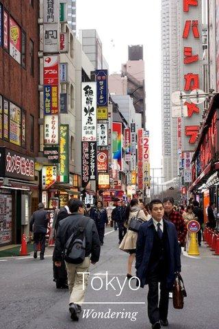 Tokyo Wondering
