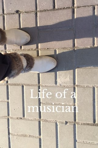 Life of a musician
