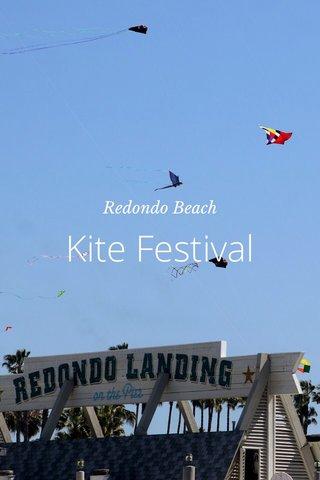 Kite Festival Redondo Beach