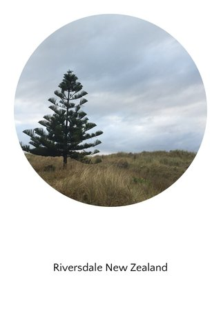 Riversdale New Zealand