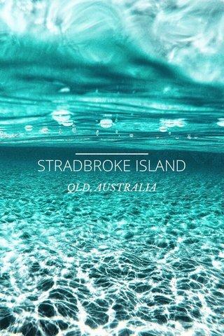 STRADBROKE ISLAND QLD, AUSTRALIA