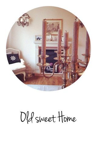 Old sweet Home