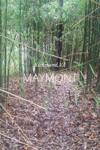 MAYMONT Richmond,VA