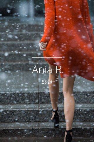 Ania B 2014