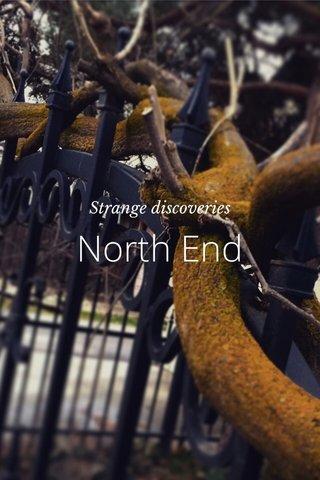North End Strange discoveries