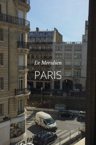 PARIS Le Meridien