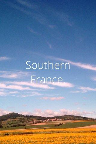 Southern France.