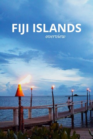 FIJI ISLANDS overview
