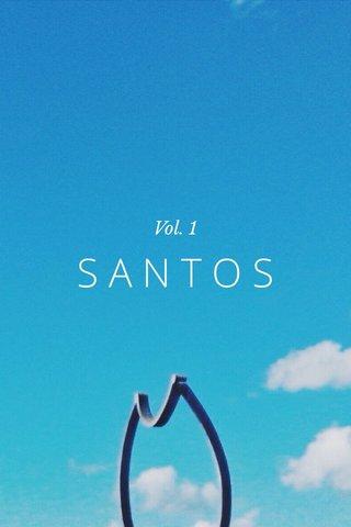 SANTOS Vol. 1