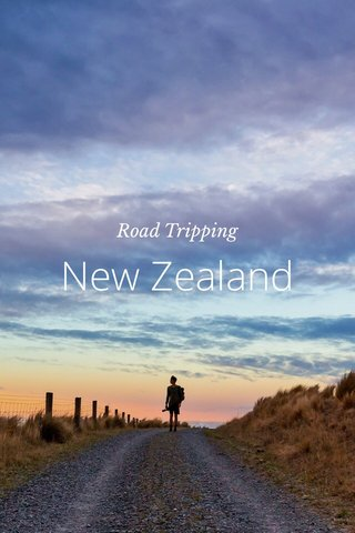 New Zealand Road Tripping