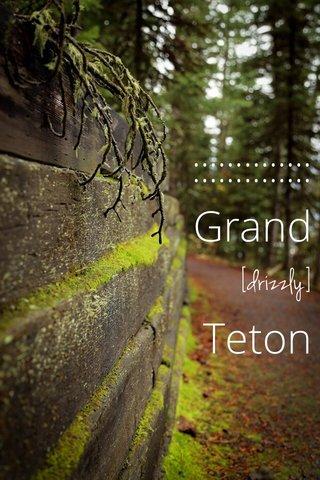 Grand Teton [drizzly]