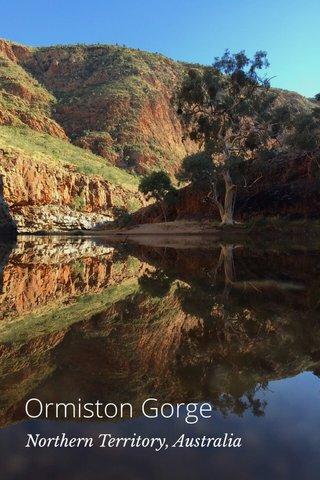 Ormiston Gorge Northern Territory, Australia
