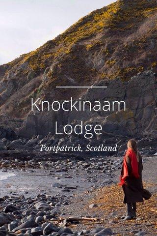 Knockinaam Lodge Portpatrick, Scotland