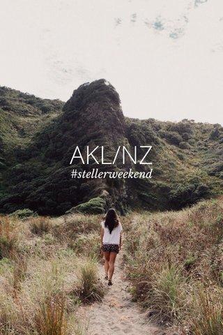 AKL/NZ #stellerweekend