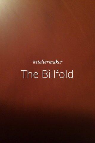 The Billfold #stellermaker