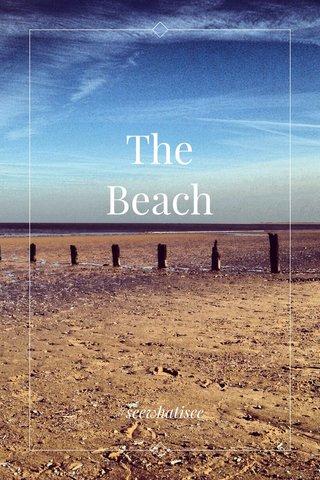 The Beach #seewhatisee
