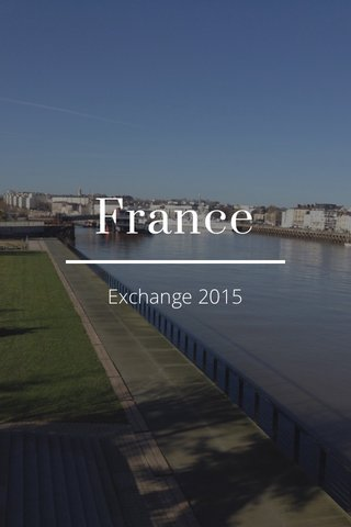 France Exchange 2015