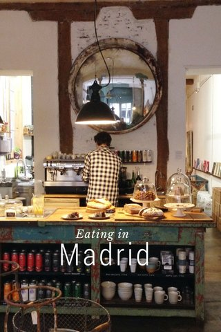 Madrid Eating in