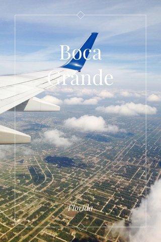 Boca Grande Florida