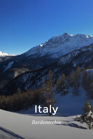 Italy Bardonecchia