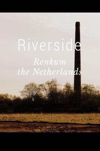 Riverside Renkum the Netherlands