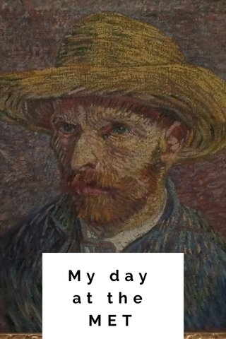 My day at the MET Colors