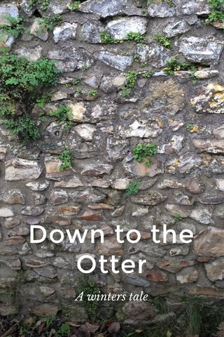 Down to the Otter A winters tale