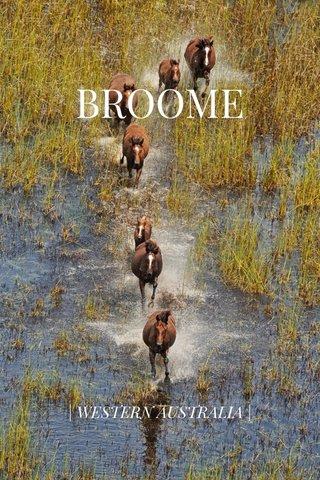 BROOME | WESTERN AUSTRALIA |