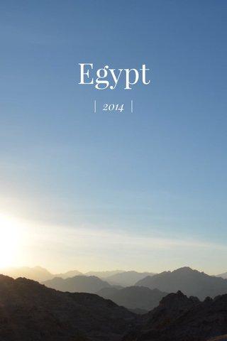 Egypt | 2014 |