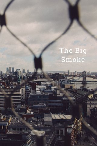 The Big Smoke subtitle