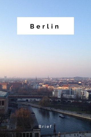 Berlin Brief
