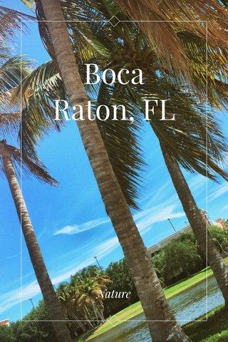 Boca Raton, FL Nature