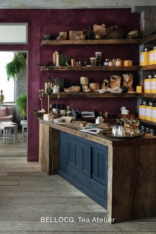 BELLOCQ, Tea Atelier