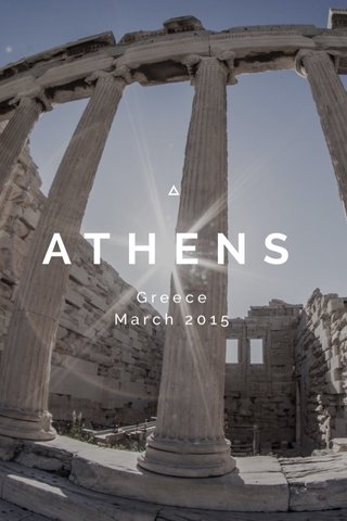 ATHENS Greece March 2015