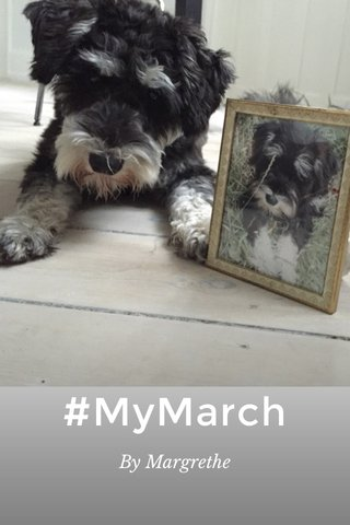#MyMarch By Margrethe