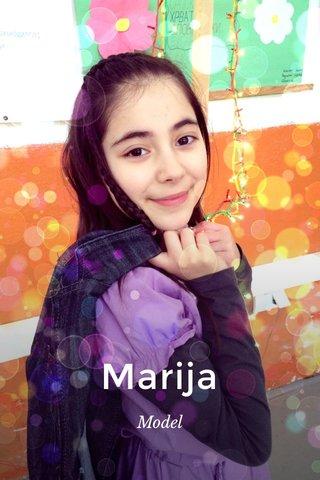 Marija Model