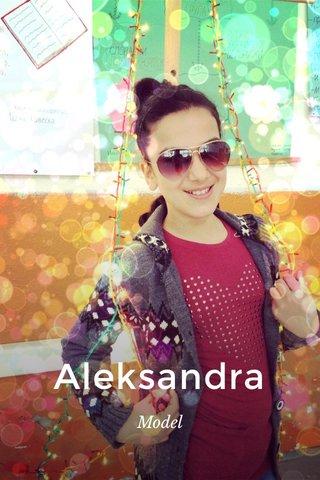 Aleksandra Model