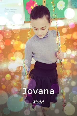 Jovana Model