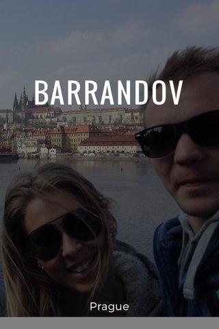BARRANDOV Prague