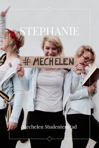 STEPHANIE Mechelen Studentenstad