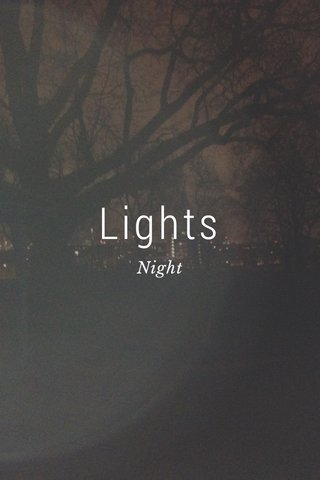 Lights Night