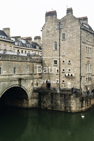 Bath In 24 hours
