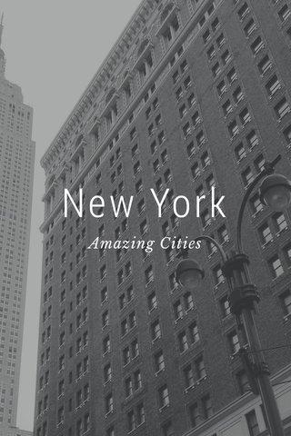 New York Amazing Cities