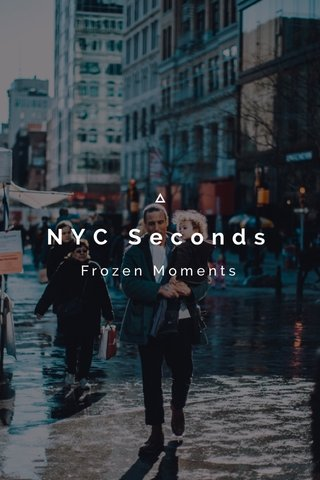 NYC Seconds Frozen Moments