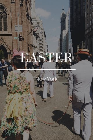 EASTER New York