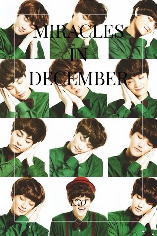 MIRACLES IN DECEMBER EXO