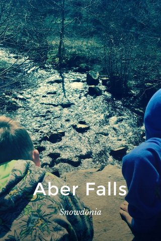 Aber Falls Snowdonia