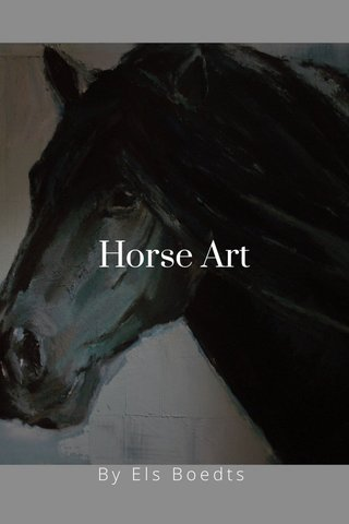 Horse Art By Els Boedts